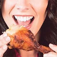 Tavuk eti kadın kalbine iyi geliyor