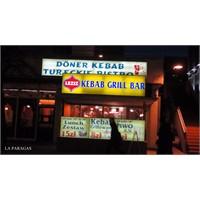 Varşova'da Bir Türk Lokantası
