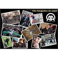 Anadolu Ajansı Yılın Fotoğrafını Seçiyor
