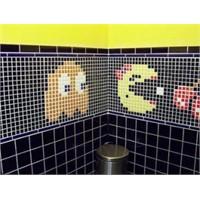 Pacman Banyo Fayansı