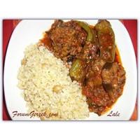 Lale'nin Patlıcan Musakka Tarifi