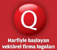 Q Harfiyle Başlayan Vektörel Logolar