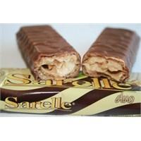 Sarelle Duo Sütlü Çikolatalı Fındık Ezmeli Gofret