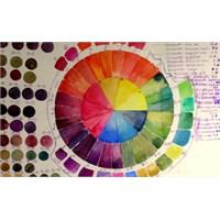 Renk Teorisi Ve Temel Yanılgılar