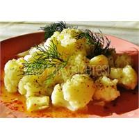 Sağlıklı Karnabahar Salatası