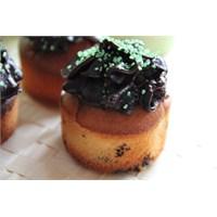 Ganajli Ballı Muffin