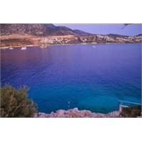 Kalkan Tatilimiz – Mavi Ve Huzur