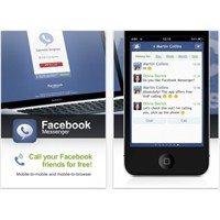 Facebook Messenger İphone'da!
