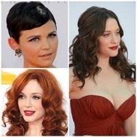 2012 Emmy Ödülleri - Makyaj Ve Saç Önerileri