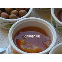 Dna'nin Portakal Kabuğu Reçeli