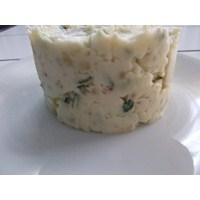 Salatalı Rendeli Patetes Püresi