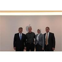 Cumhurbaşkanı Abdullah Gül Silikon Vadisinde