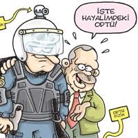 Gırgır Başbakan'ın Hayalindeki Odtü'yü De Çizdi!