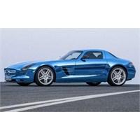 Mercedes'ten Yeni Elektrikli Amg 2013'te Geliyor!