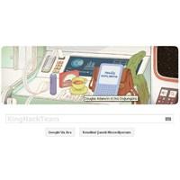 Doodle: Google Douglas Adams'ı Unutmadı
