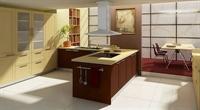 Mutfak Dekorasyonu Ve Mutfak Dolaplari