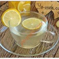 Zencefilli Limon Çayı (Grip Çayı)