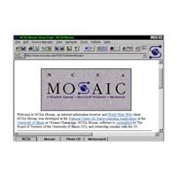 Mosaic Web Tarayıcısı 20 Yaşında!