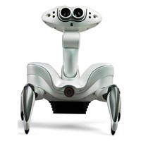 Sizi Hareketleri İle Şaşırtacak Robot; Roboquad