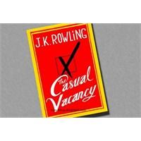 Harry Potter'ın Yazarından Yeni Kitap !