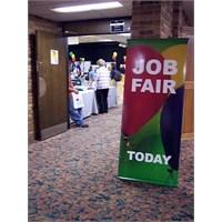Wat Macerasında 2. Raund Job Fair