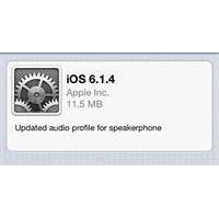 İphone 5 Yeni Güvenlik Güncellemesi Aldı