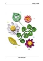 En Çok Aranılan Dekoratif Çiçek Motifleri-1