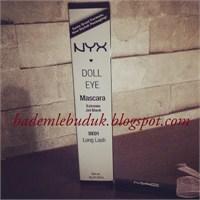Nyx Doll Eye Mascara // Göz Makyajı İçin