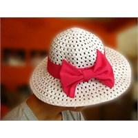 Kendin Yap : Yazlık Şapka Süsleme