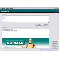 Norman Malware Cleaner 2.03