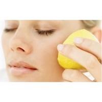 Limon Diyetiyle İncelin