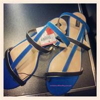 Zara İndiriminde Güzel Ayakkabılar Buldum