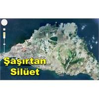 Sinop'ta Beliren İlginç İnsan Silueti