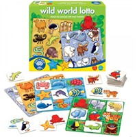 Orchard Toys – Wild World Lotto
