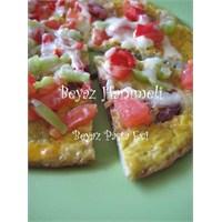 Yumurta Pizzası