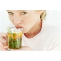 Pervin Bulgak'tan İştah Kesici Çay