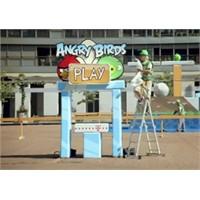 Angry Birds Barcelona - Videosu Hepsi Gerçek!