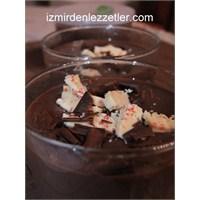 Çikolatalı Ev Yapımı Puding