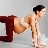 Rahat Bir Doğum İçin Egzersiz Yapın