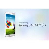 Galaxy S4 İçin Uygulama Geliştir Büyük Ödülü Kap!