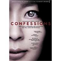 İtiraflar, Confessions, Kokuhaku