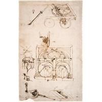 Leonardo Da Vinci İnanılmaz Tank Modeli