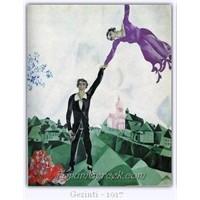 Şarkı, Tiyatro Ve Romanlara Konu Olmuş Marc Chagal