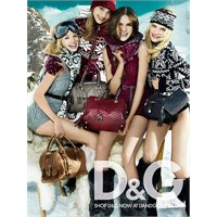 D&G Sonbahar-Kış 2010/11 Reklam Kampanyası