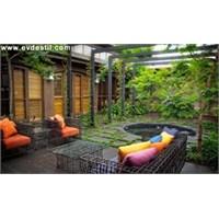 2013 Bahçe Dekorasyon Trendleri