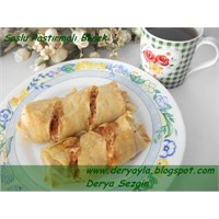 Soslu Pastırmalı Çıtır Börek Ve İftar Menüsü-26