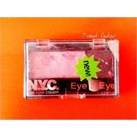 N.Y.C. Eye 2 Eye / Pink İnk