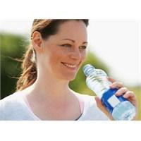 Susuzluğunuzu Sadece Su İle Giderin!