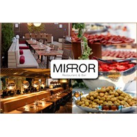 Suadiye Mirror'da Brunch