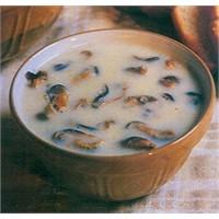 Midyeli Balkabaği Çorbasi